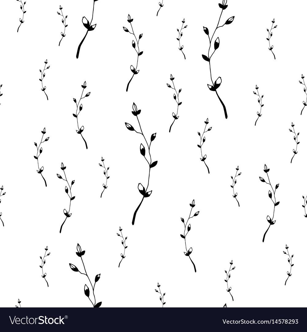 Fllower pattern vector image