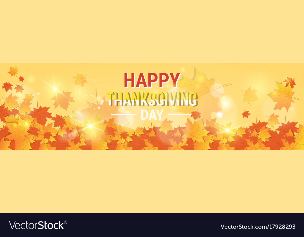Happy thanksgiving day autumn traditional holiday