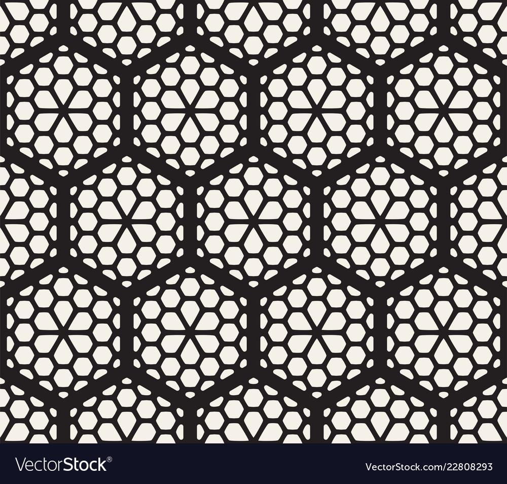 Seamless abstract pattern modern stylish striped