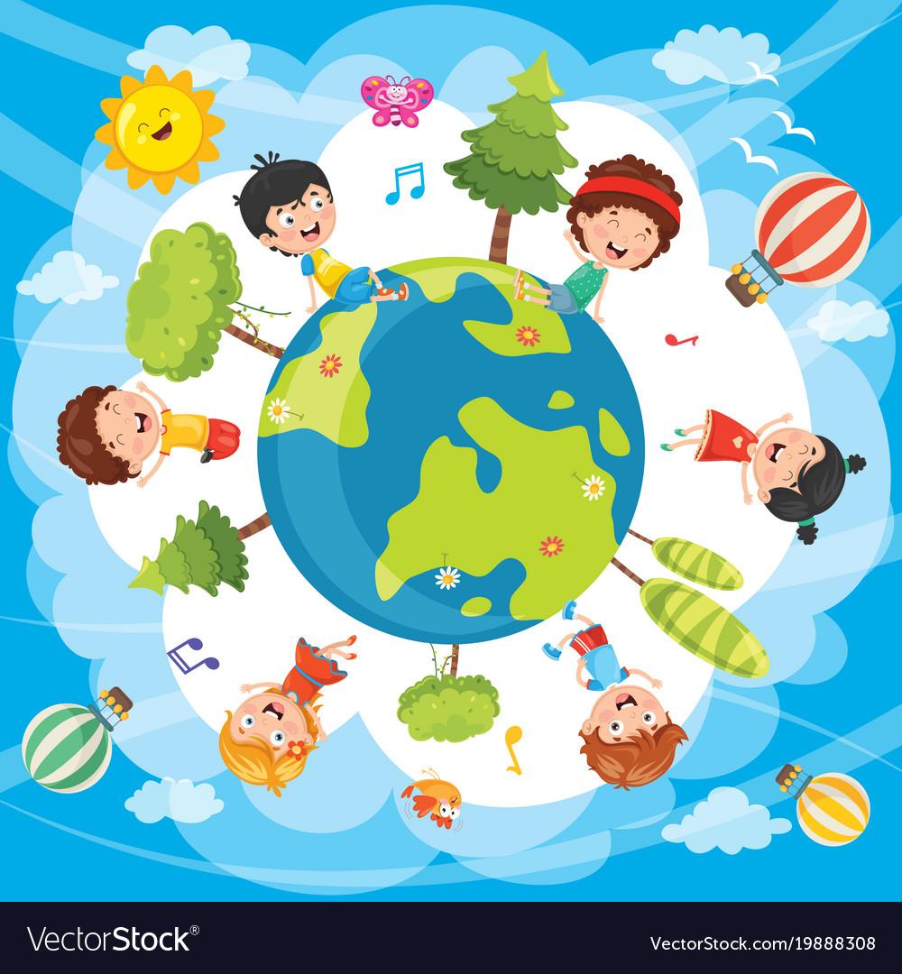 Of world kids