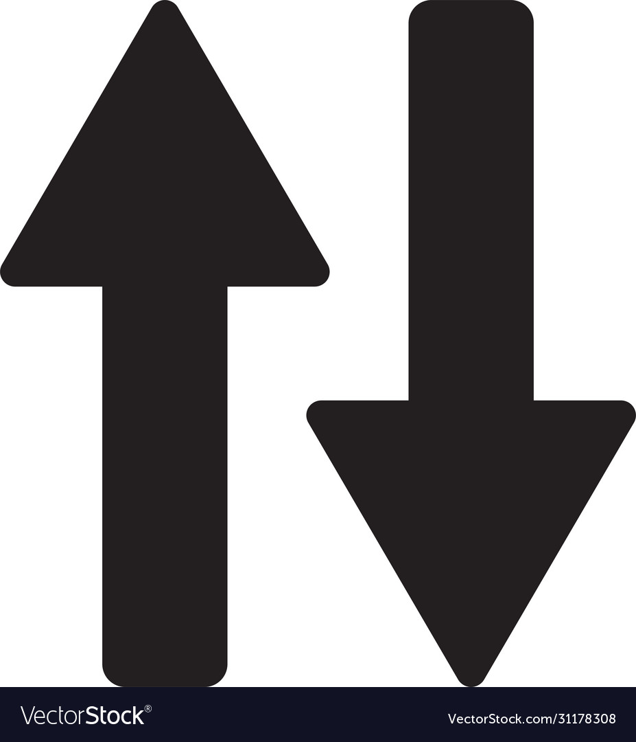 Up down arrow icon up down arrow icon