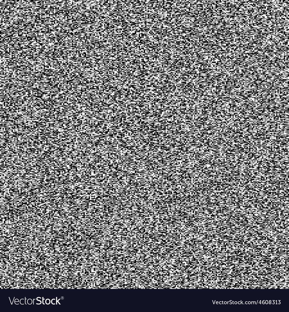 TV noise texture