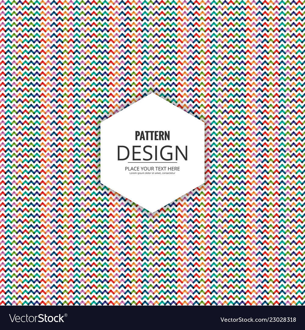 Seamless pattern with waves for design fabric