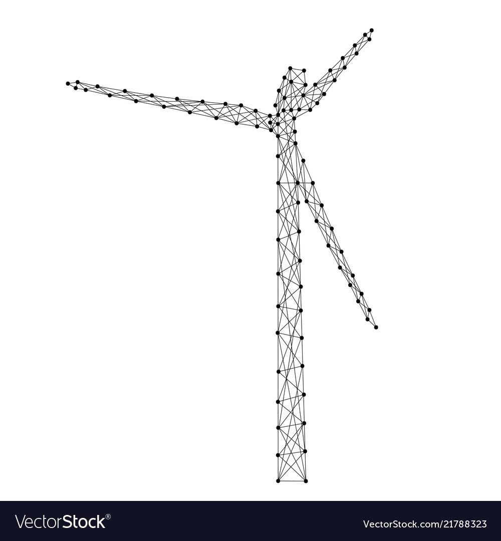 Wind generator mills turbine renewable electrical