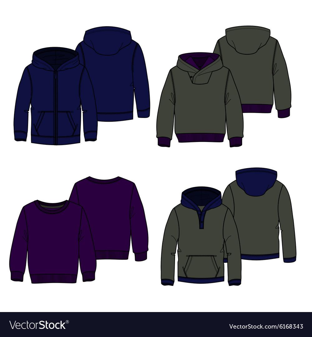 Hoodies 2 Color