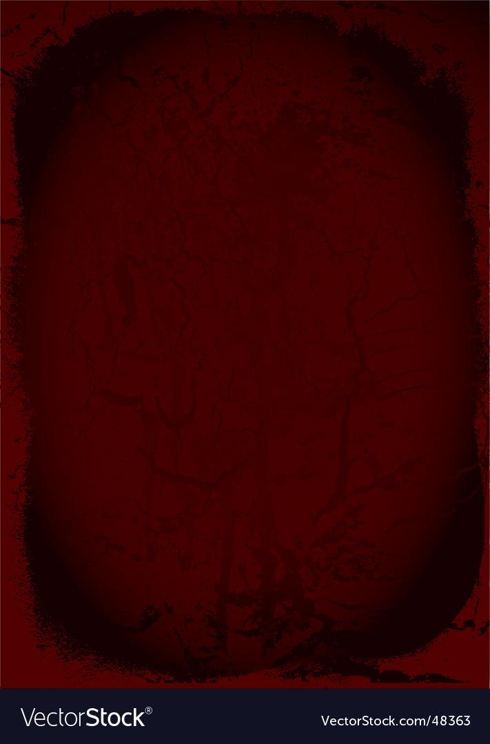 Grunge maroon