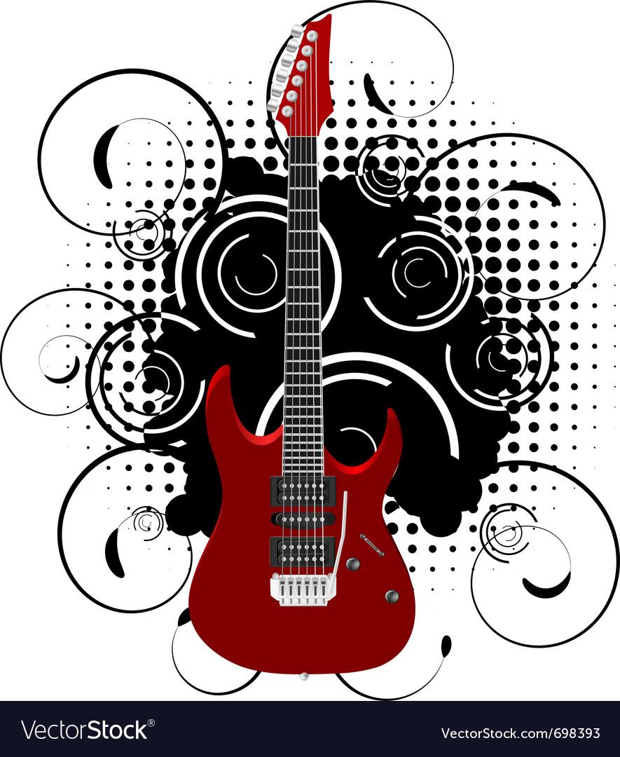 Guitar grunge
