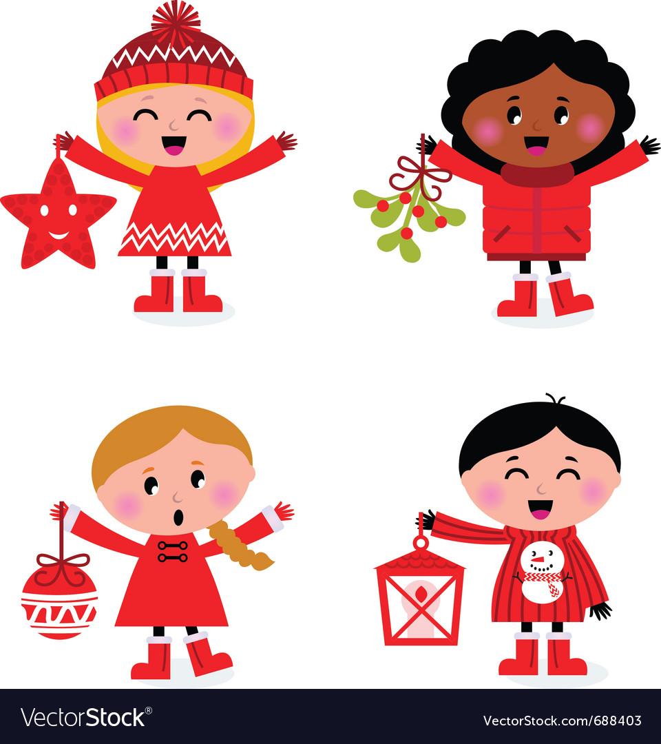 Christmas kids collection