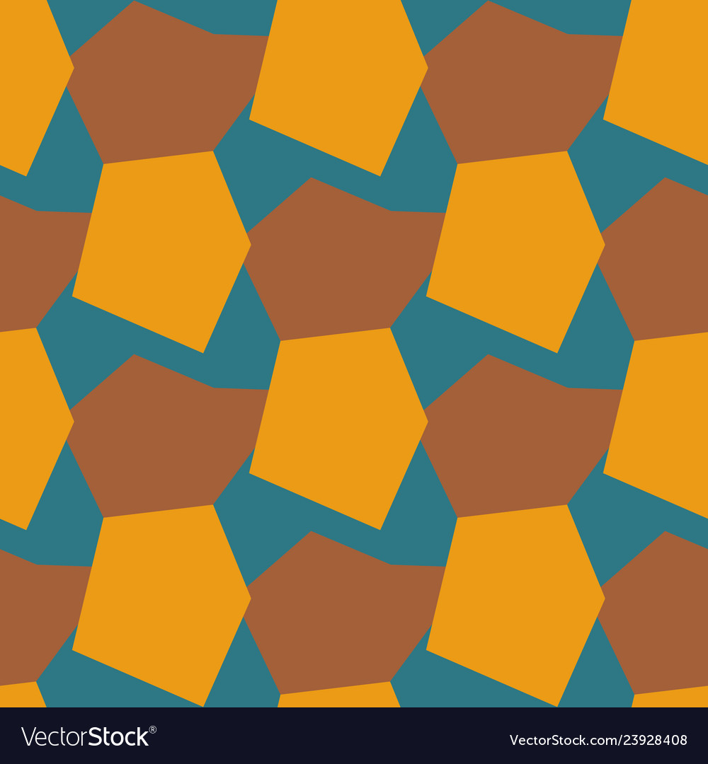 Color seamless pattern geometric background eps10