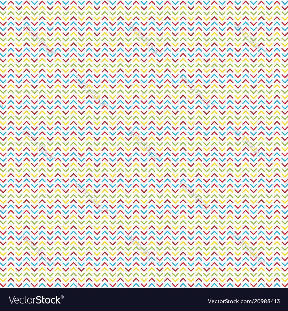 Arrow pattern background