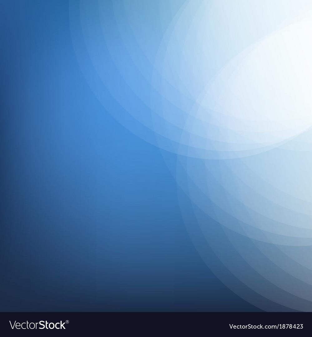 Dark Blue Background With Line