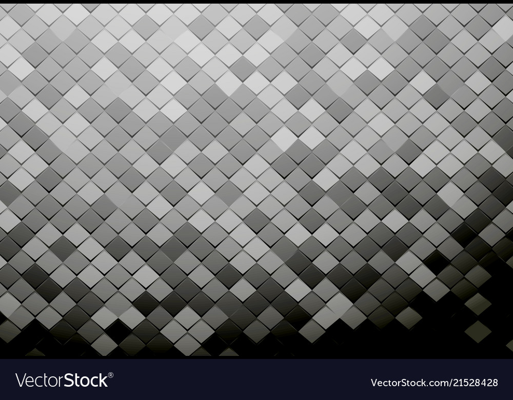 Abstract square tile wallpaper