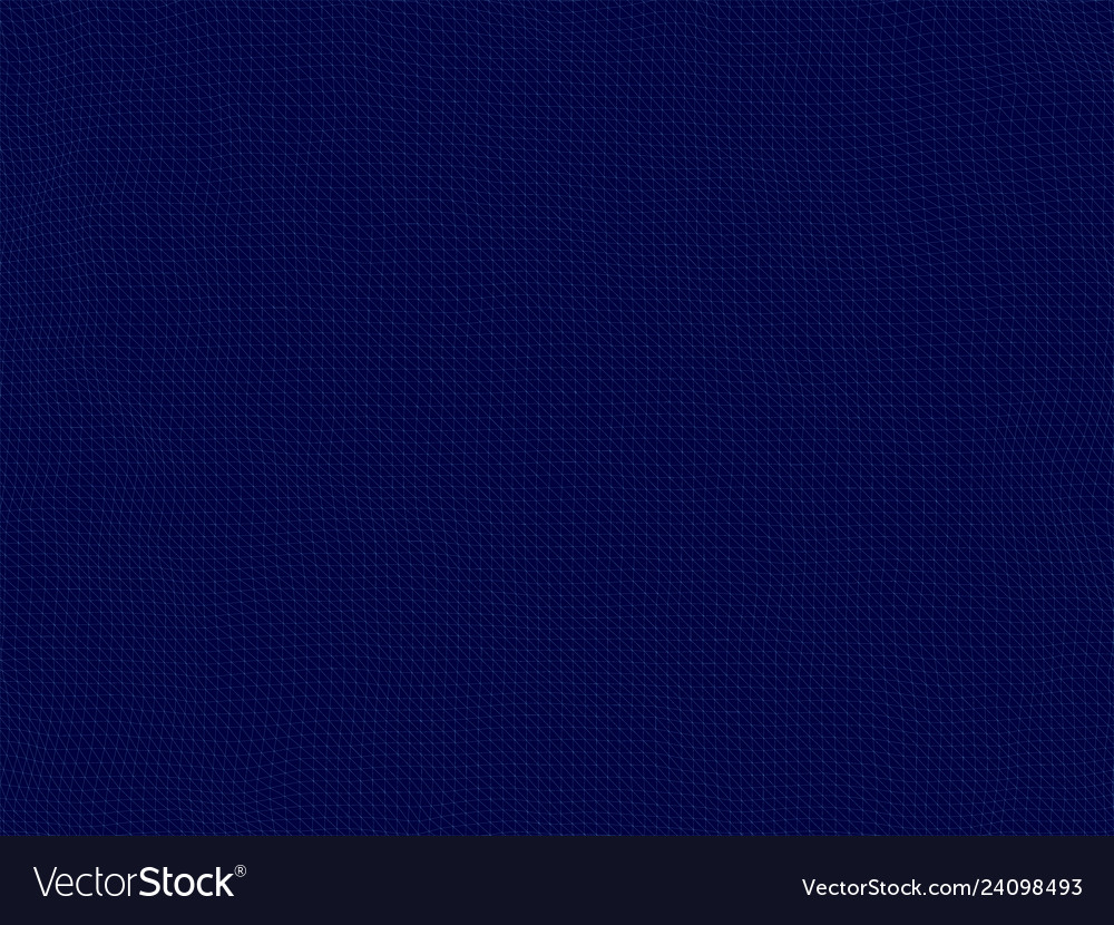 Polygonal background with a grid of blue lines