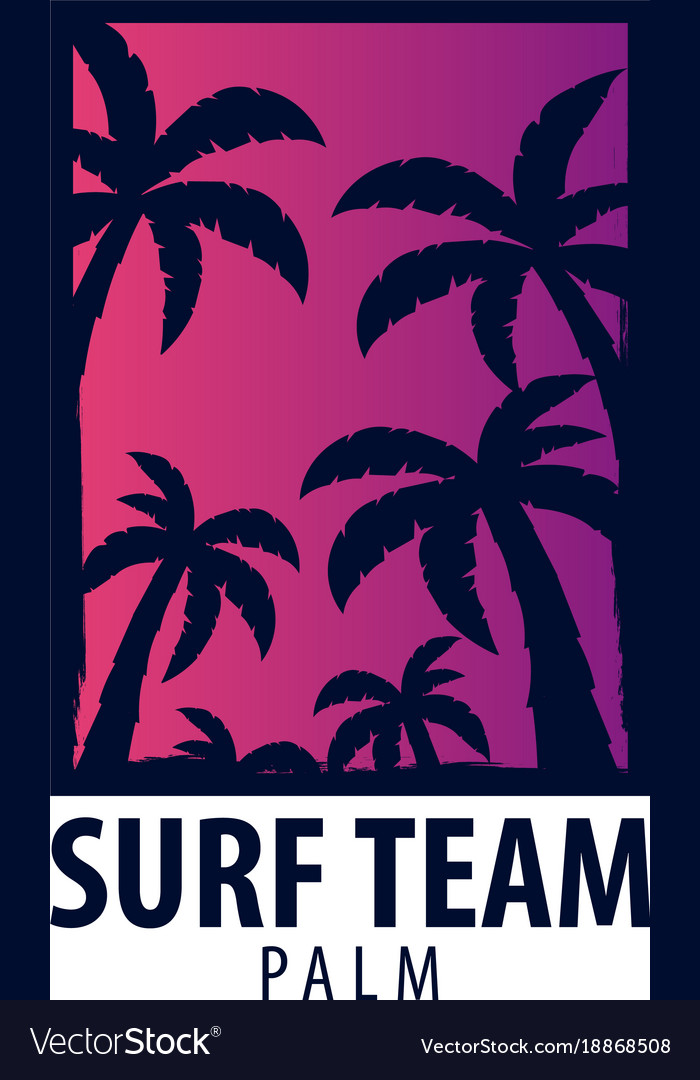 Surfing logo and emblems for surf club or shop