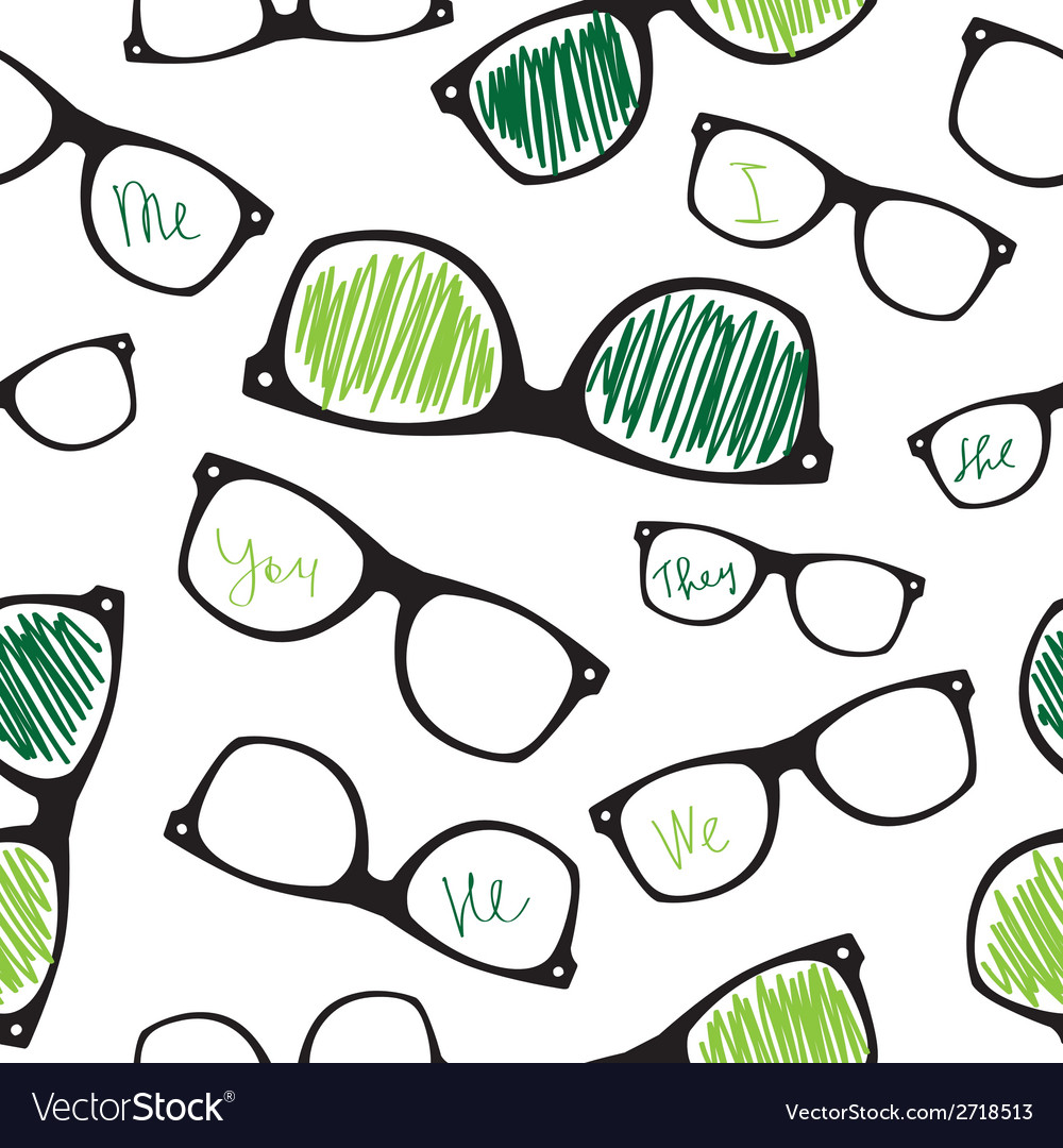 Hipster symbols background Pattern for fabric
