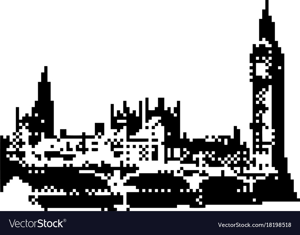 Big Ben Clock Tower And Parliament House At City