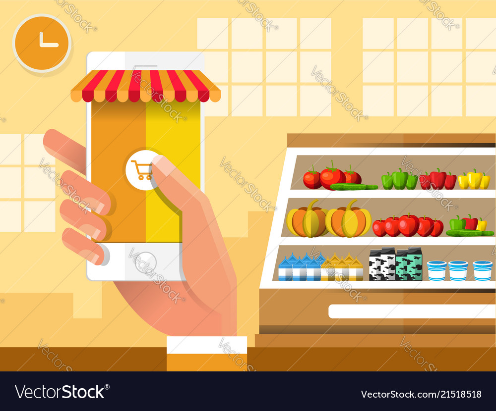 E-commerce electronic business online shopping