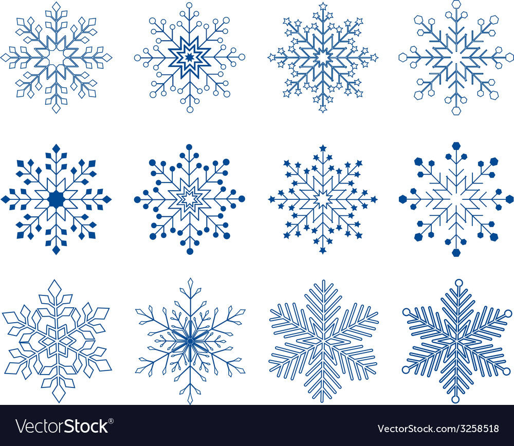 Tablet with Christmas background vector image