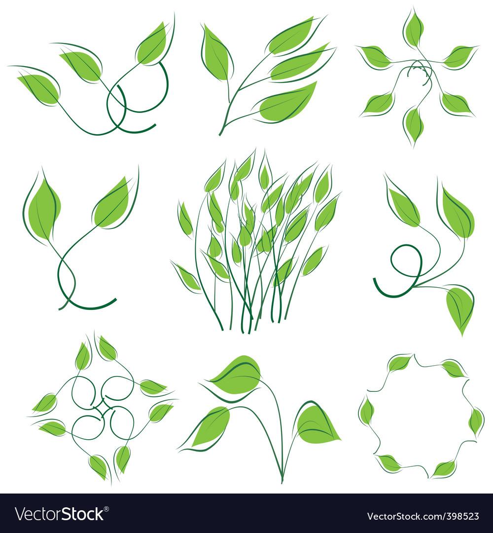 Nature logos
