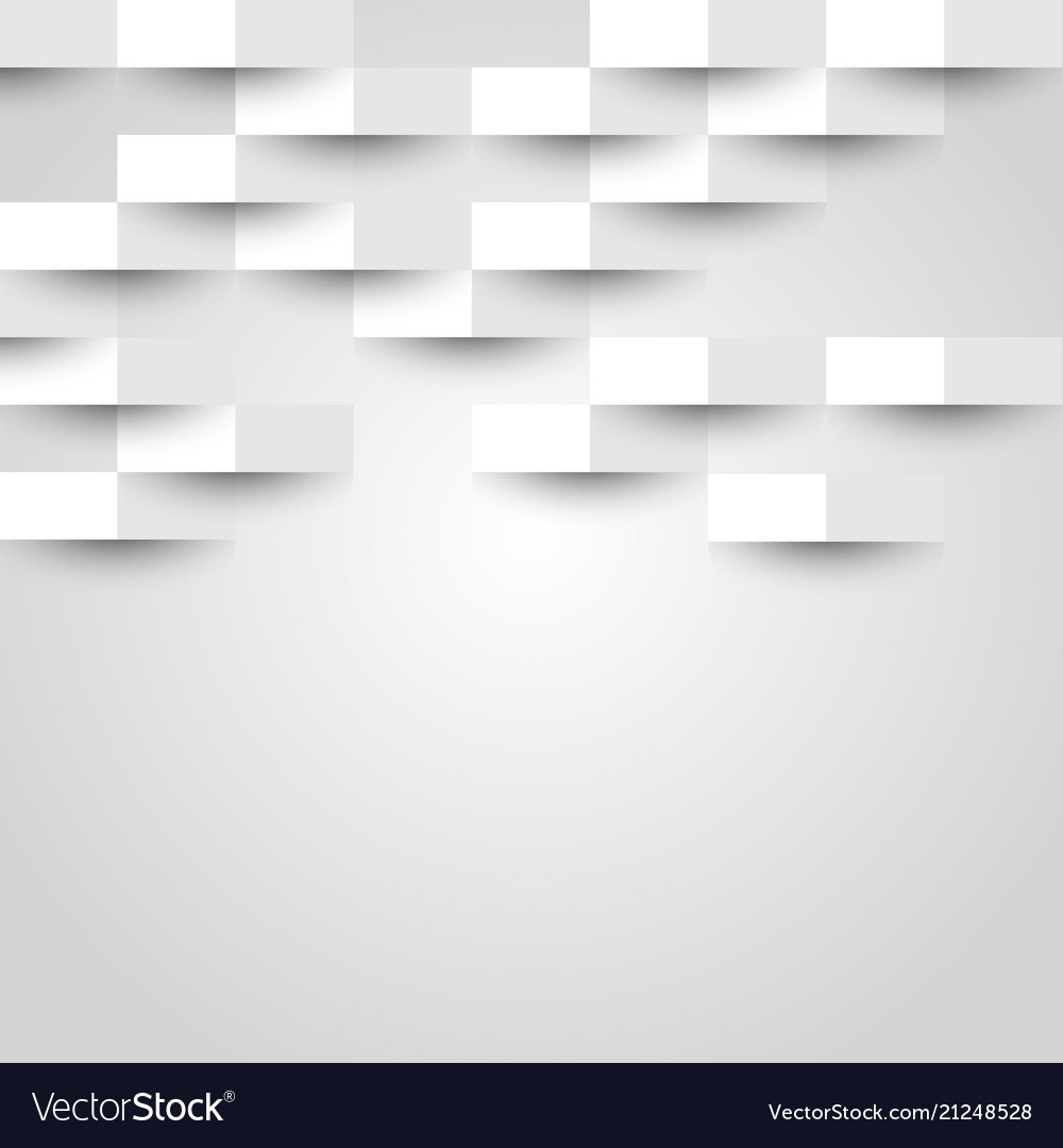 Abstract background with white geometric texture