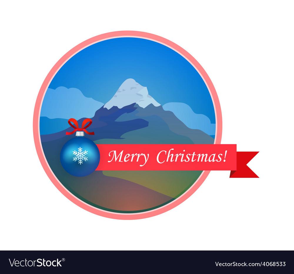 Merry Cristmas Card