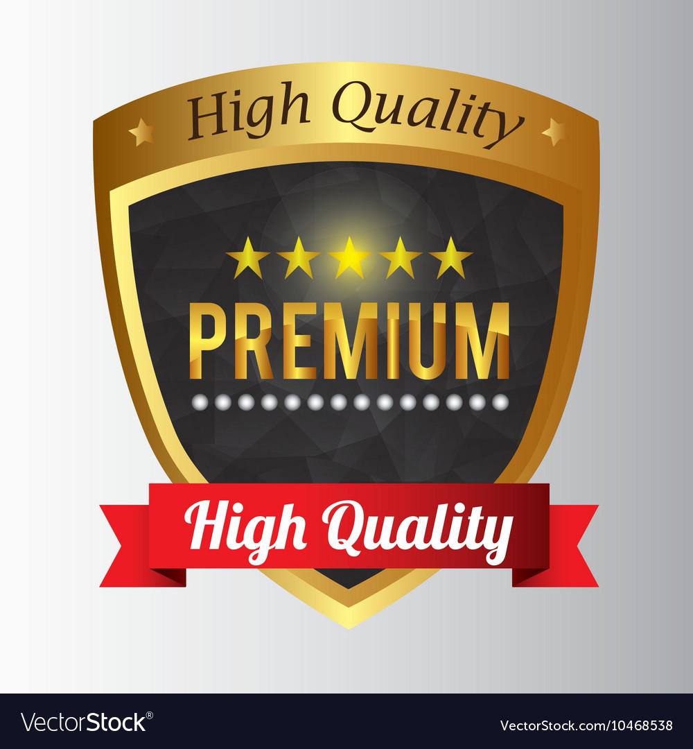 Seal guaranteed premium quality gold