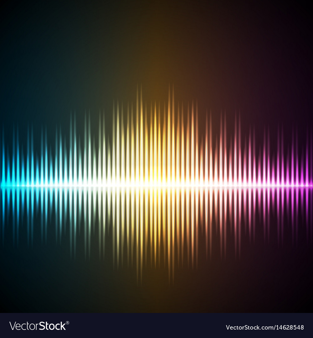 Sound wave music equalizer