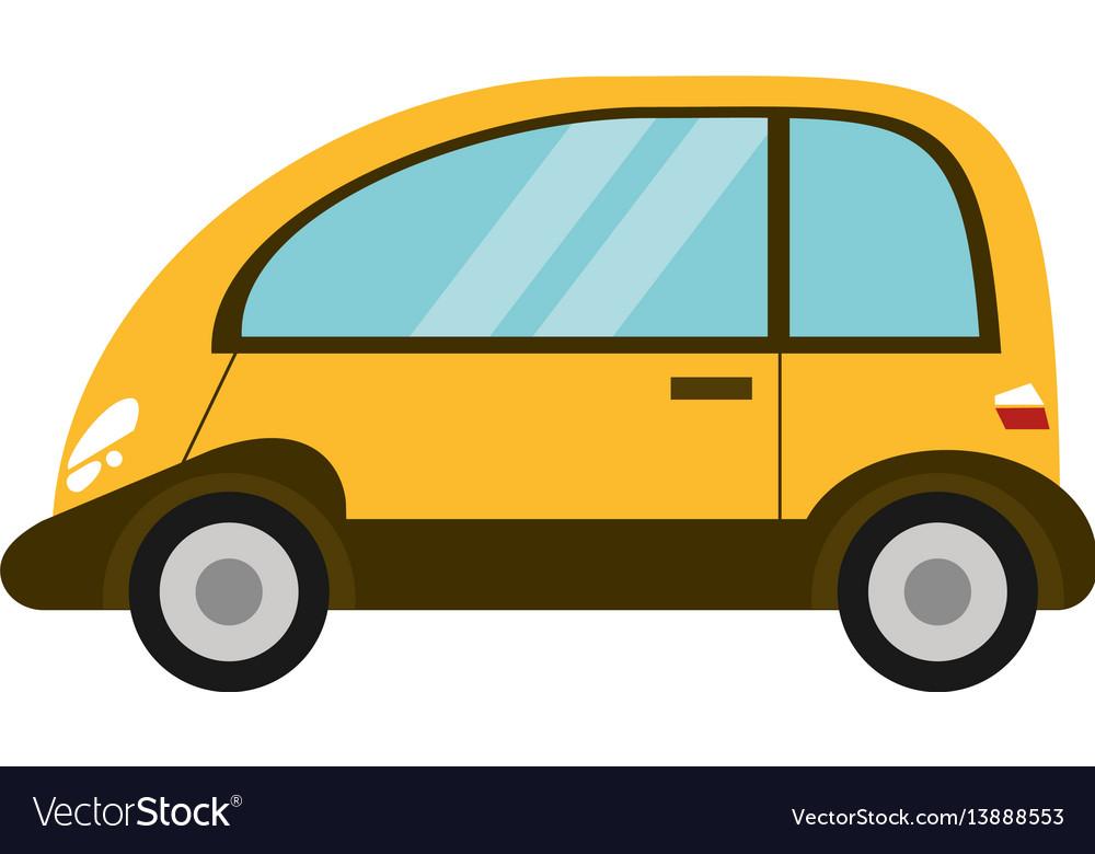 Eco car transport image