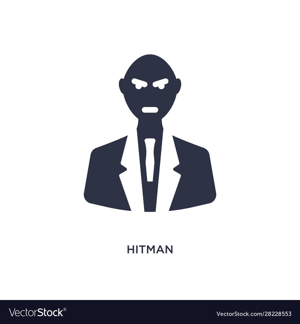 icon hitman 2 logo