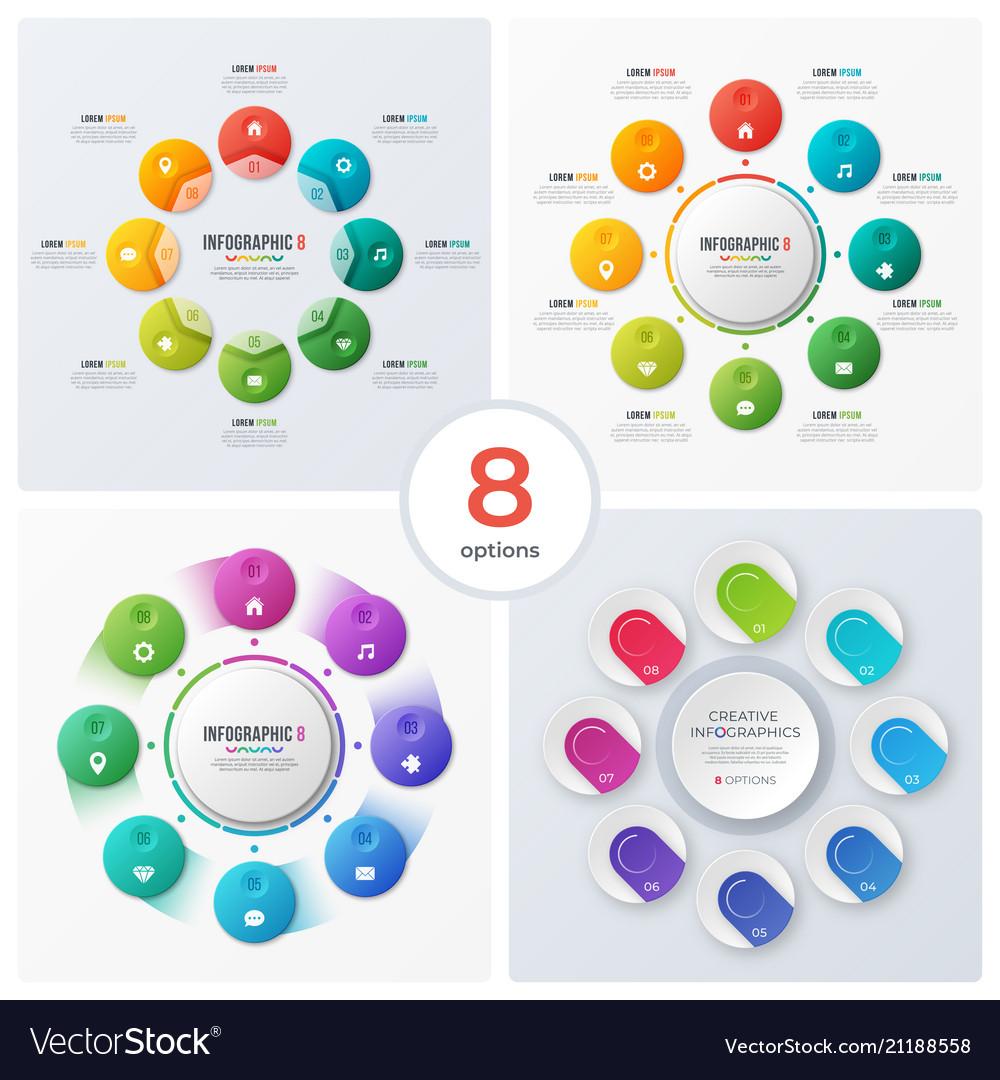 https://cdn4.vectorstock.com/i/1000x1000/85/58/set-of-modern-circle-charts-infographic-designs-vector-21188558.jpg
