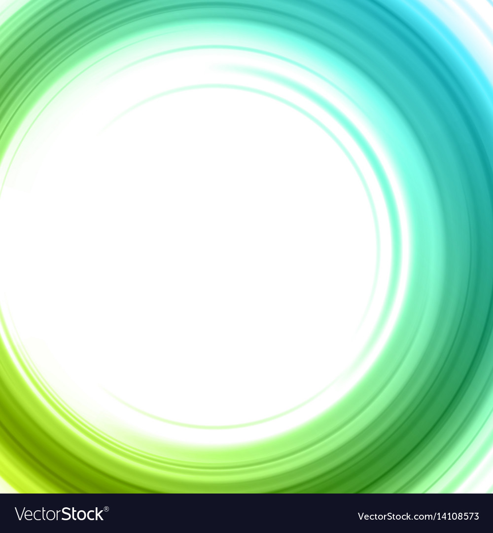 Smooth light waves lines abstract