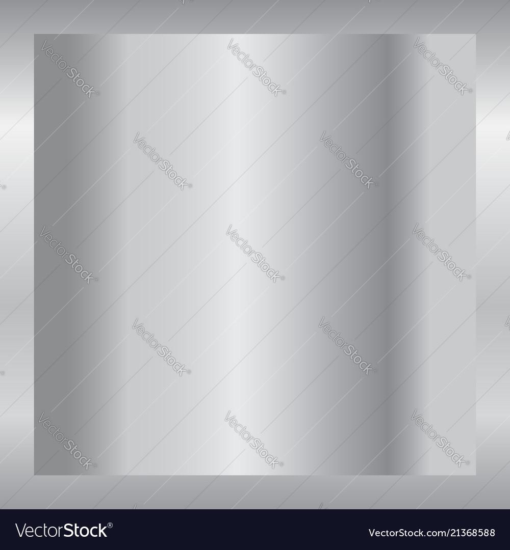 Silver gradient background silver design texture