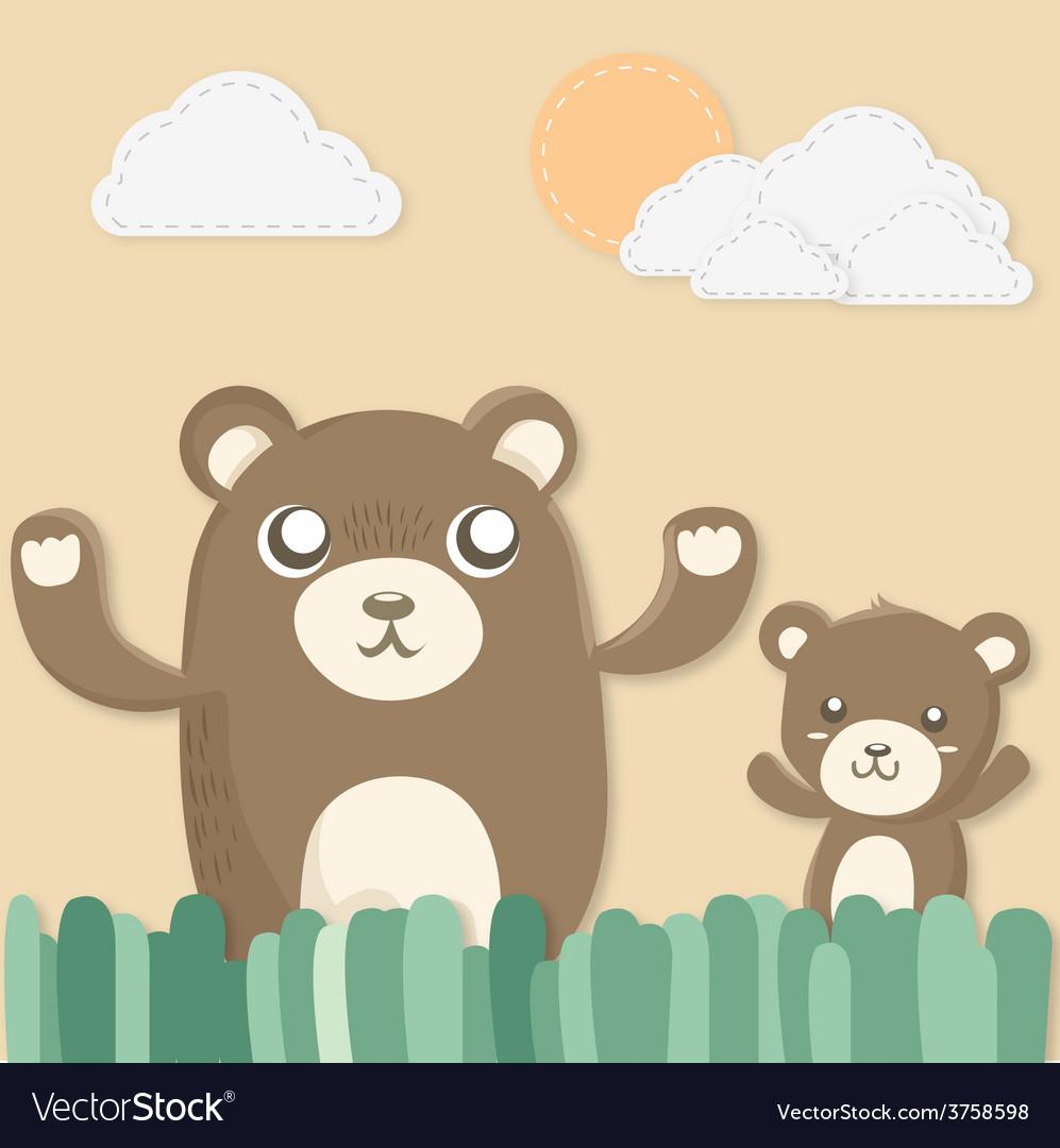 Teddy twins