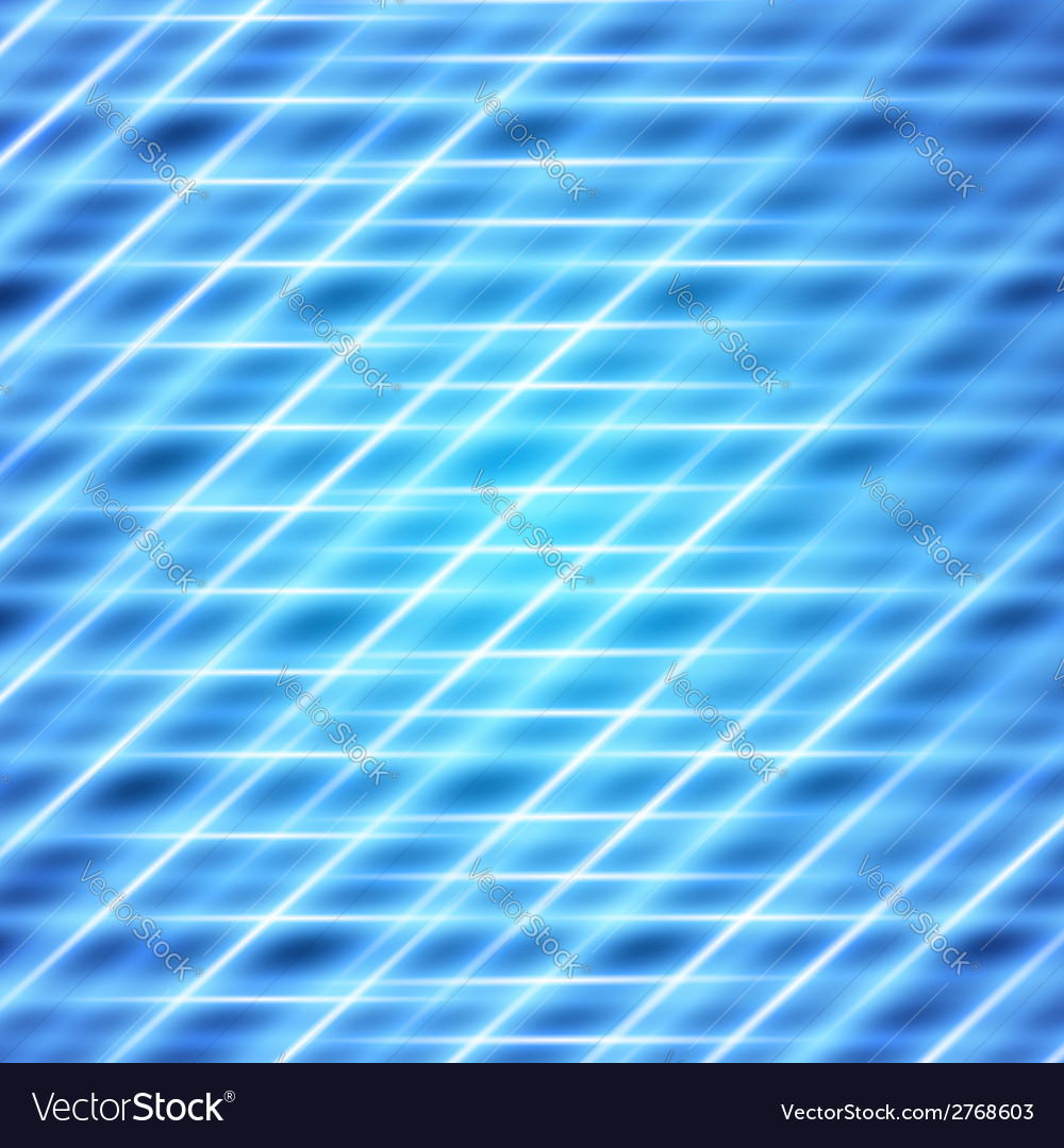 Blue Abstract Digital Background