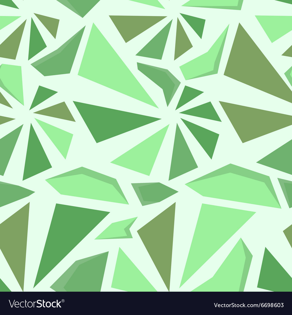 Geometric 3d seamless pattern
