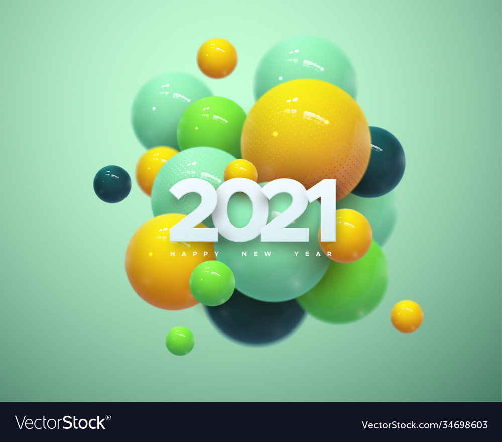 Happy new 2021year