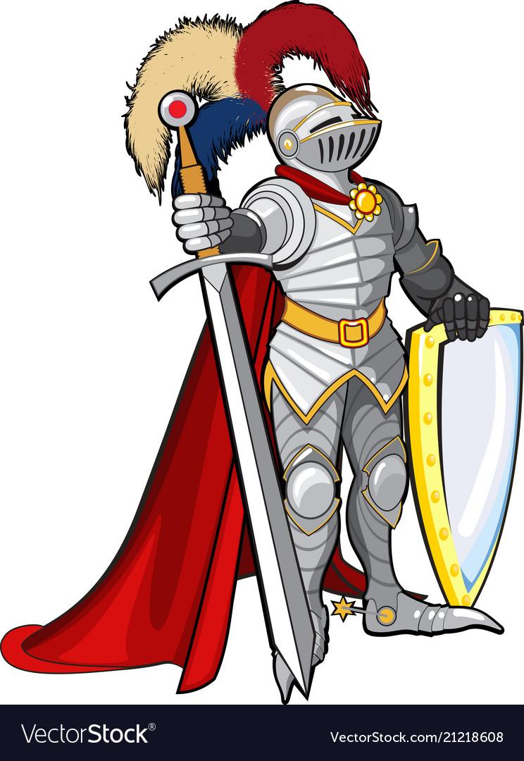 Knight in shine armor
