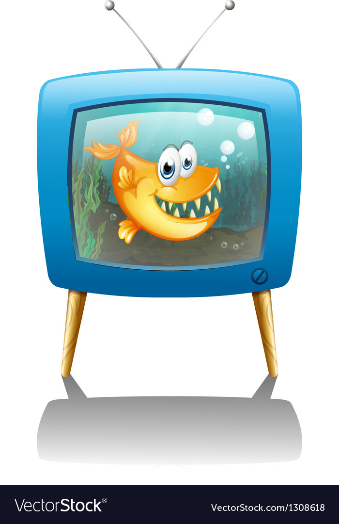 A television show about fish
