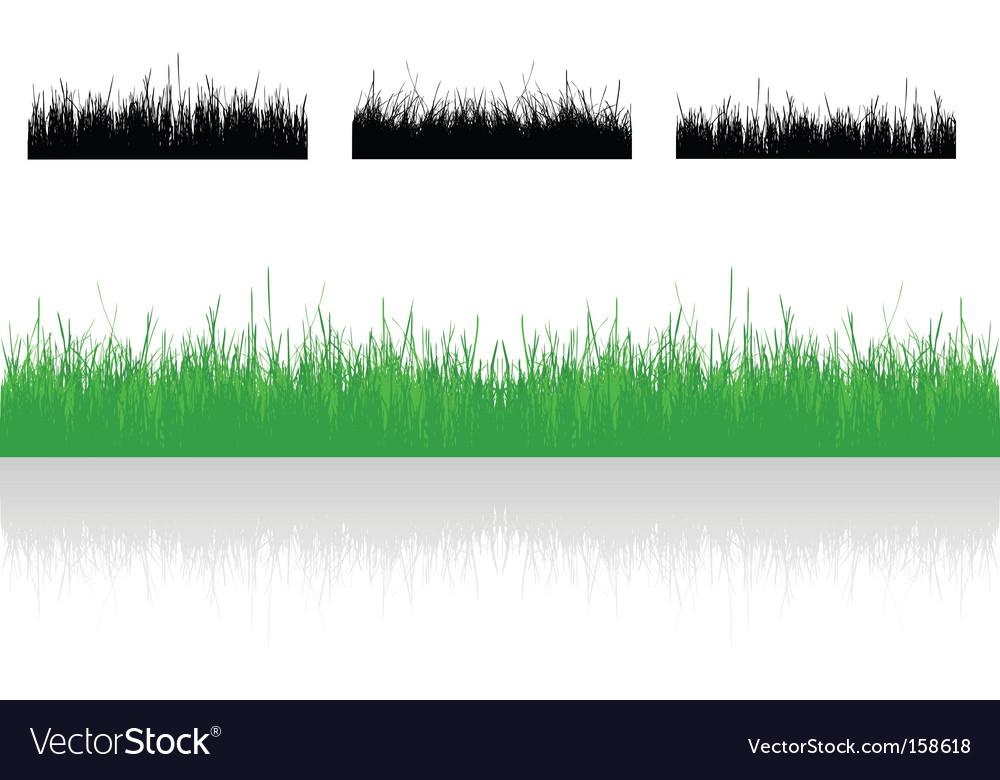 Set realistic grass