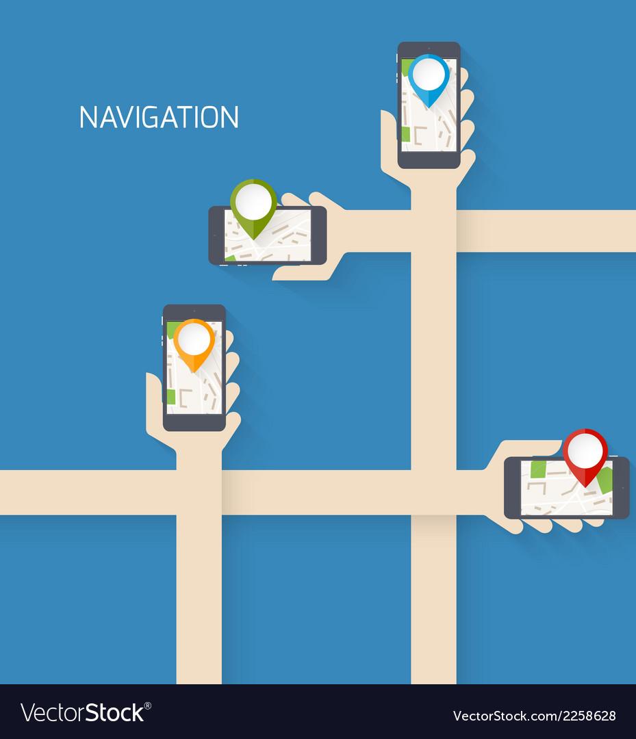 Navigation app