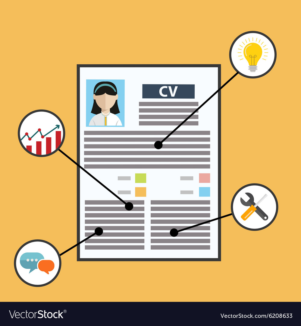 Business Cv Resume Skills