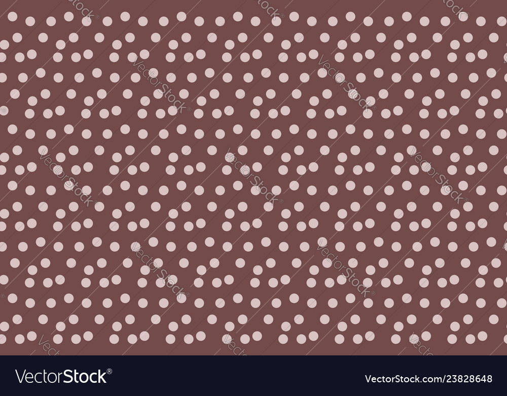 Coffee brown background random scattered circle