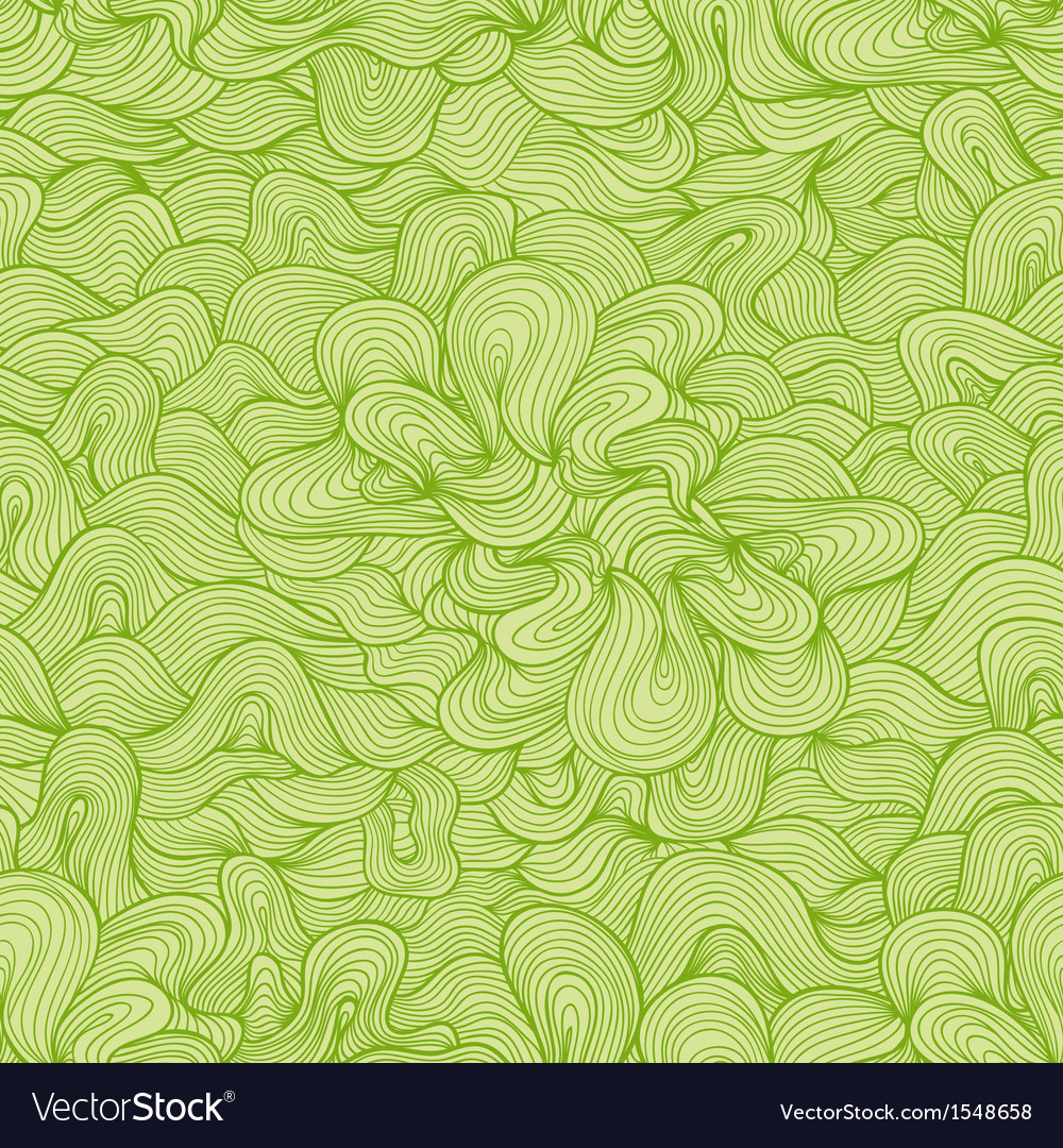 Abstract seamless pattern Nice green colors