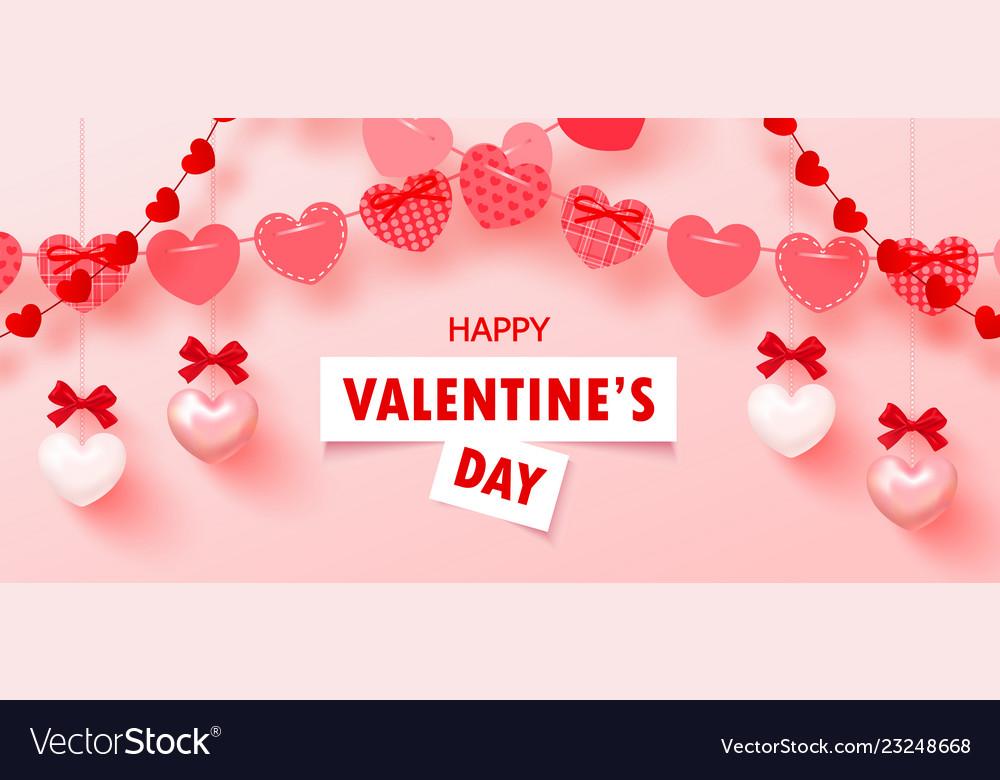 Happy valentine s dayromantic composition