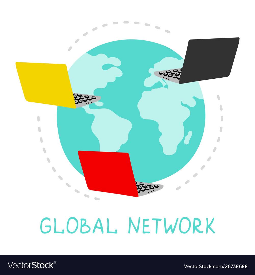Global network internet