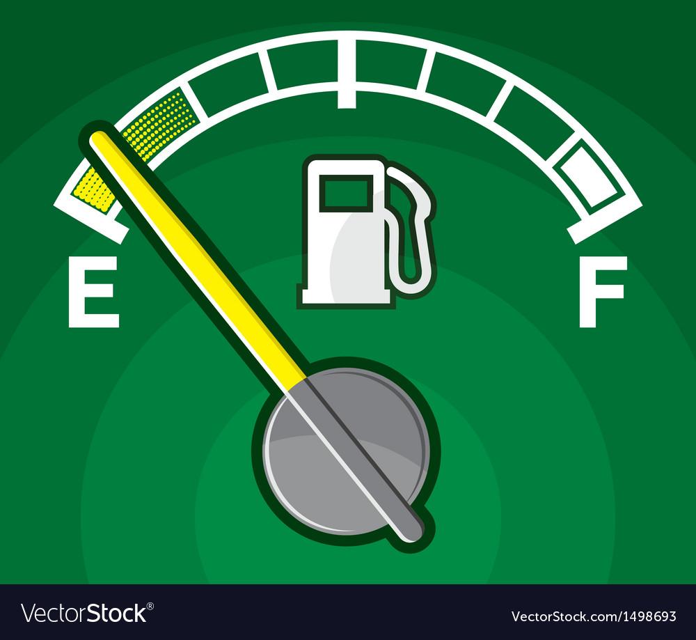 Car Gas tank Indicator