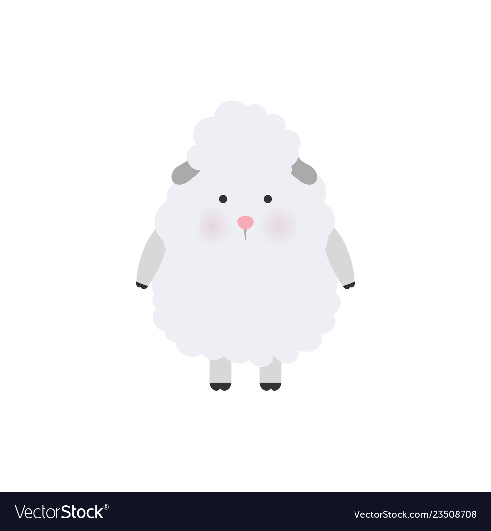 Hand drawn of a cute funny