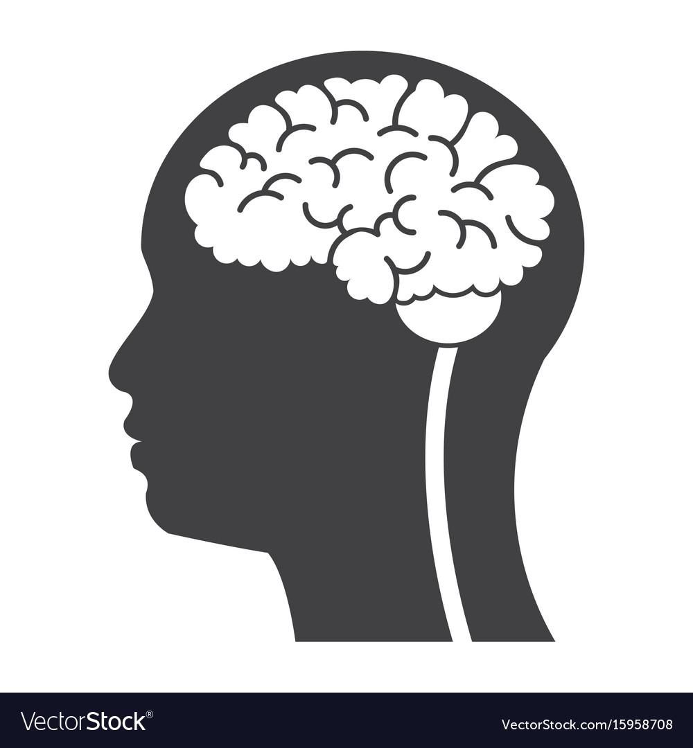 Neurology icon vector image