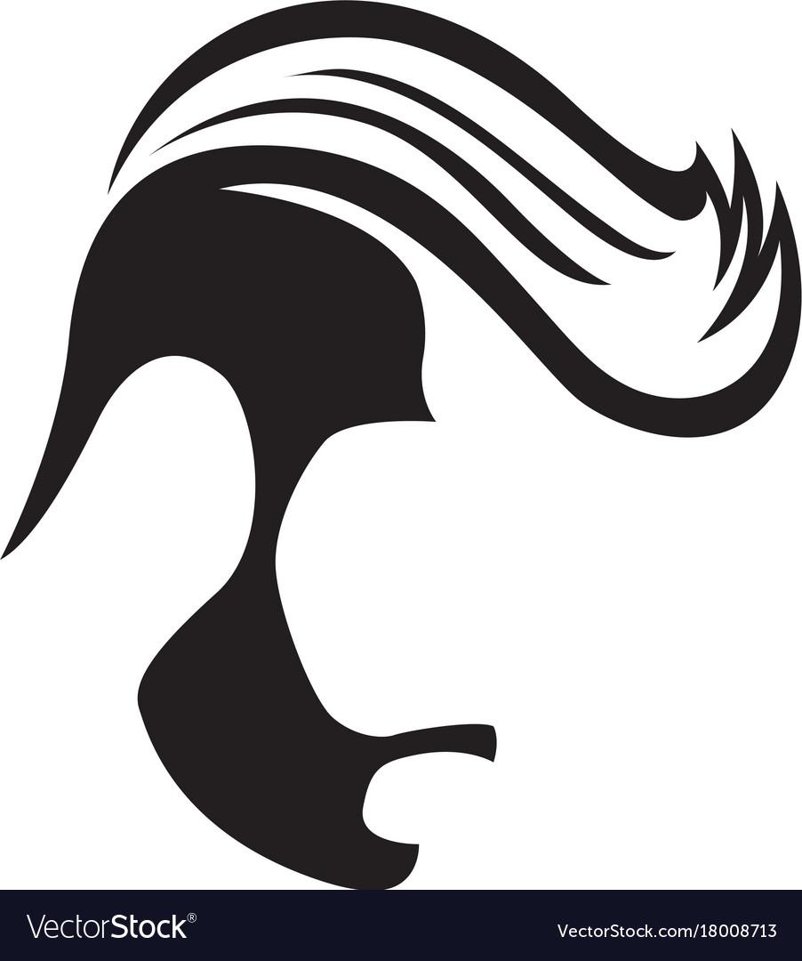 Style haircut icon