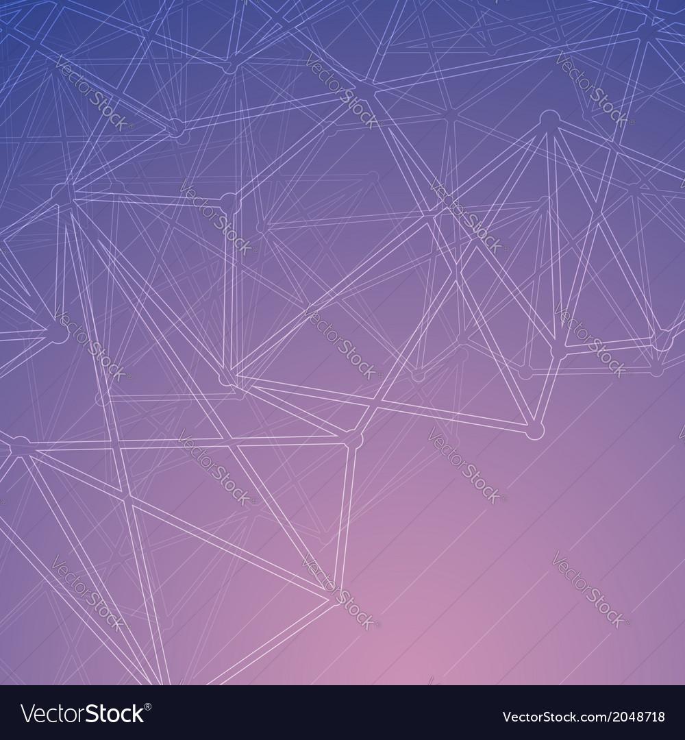 Transparent labyrinth background template